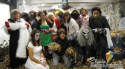 L'Halloween à l'école…