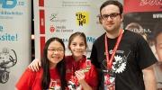 Finale provinciale de robotique pédagogique Zone 01 – 2014