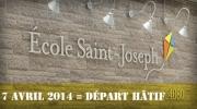 AUJOURD'HUI : FERMETURE DE L'ÉCOLE 16 H 30
