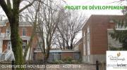 L'École Saint-Joseph (1985) s'agrandit!