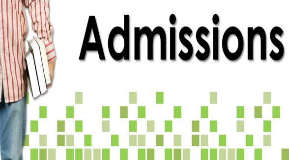 Admission possible en cours d'année